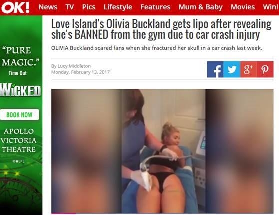 Olivia Buckman OK Online