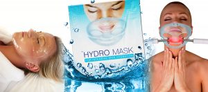 Skin hydration using Collagen Masks